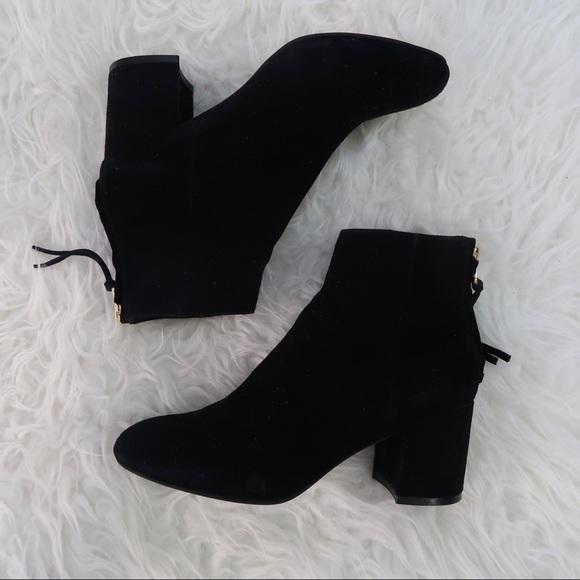 buy \u003e black ankle boots 2.5 inch heel